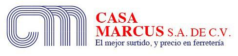 CASA MARCUS S.A DE C.V