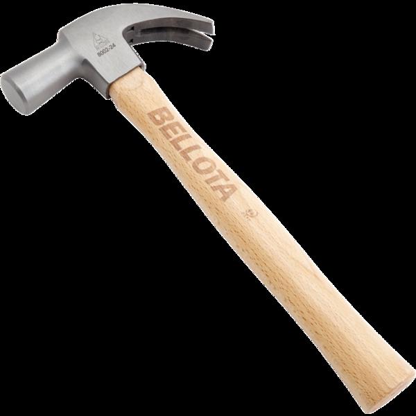 Martillo de carpintero 8 Oz Martillo de punta 226 g Martillo de Carpintero de fibra de vidrio.