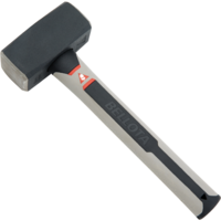 Bellota Square drilling hammer for creating channels