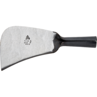 Bellota Bill hook for cleaning palm trees and branches and cutting brushwood.