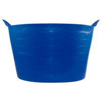 Bellota 65L BLUE PLASTIC BUCKET FOR FOOD USE