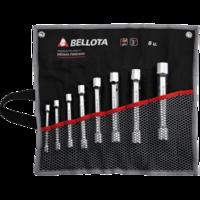 Bellota Jeu de 6 clés à tube pour le serrage et ajustement de tout type de vis