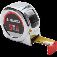 Bellota Chromed wide measuring tape