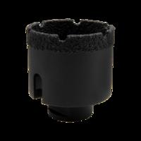 Bellota Coroa de diamante cortada a seco para perfurar materiais de diferentes espessuras
