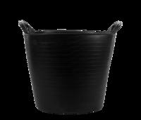 Bellota 26L BLACK PLASTIC BUCKET