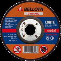 Bellota Disco abrasivo corte inox-metal