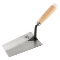 Bellota Trowel Pro norte with wooden handle and block for masonry and tiling work