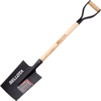 Bellota Stamped spade for transplanting, cutting and levelling land