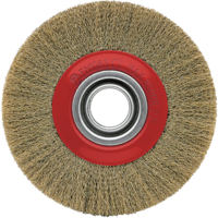 Bellota Industrial wheel brush for abraders