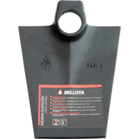 Bellota Greek model forged hoe
