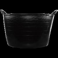Bellota 65L BLACK PLASTIC BUCKET