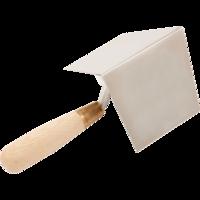 Bellota Espátula rincón para ángulos interiores